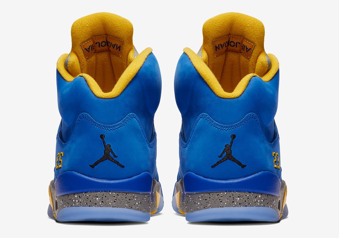 dc240874e454 Air Jordan 5 Blue Laney CD2720-400 Store List