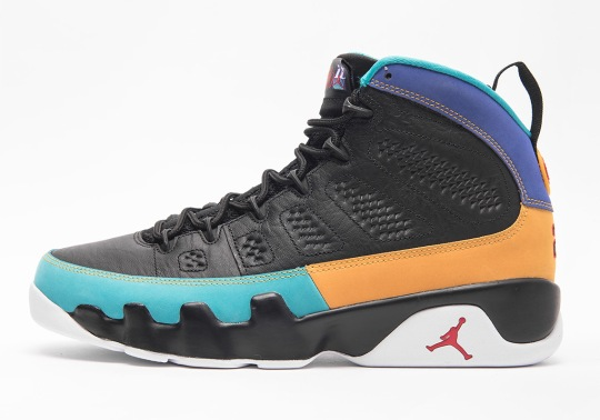 "Air Jordan 9 ""Dream It, Do It"" Releases On March 9th"