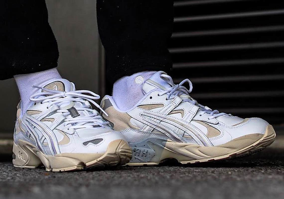 popular brand reasonably priced top-rated quality ASICS Gel-Kayano 5 OG White + Black Release Date ...