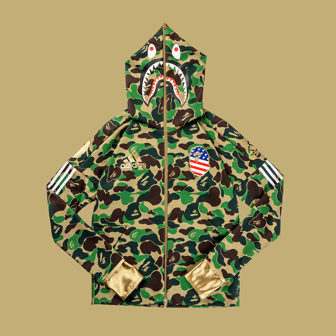 8962610177b42 BAPE adidas Super Bowl Collection How To Buy