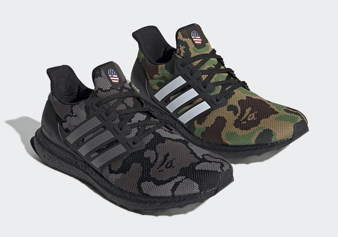 9fffb38a0 Where To Buy The BAPE x adidas Ultra Boost