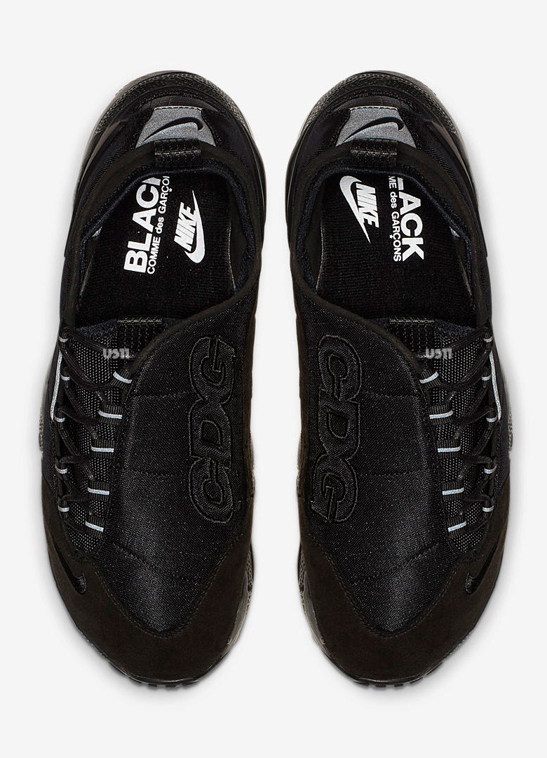 Comme des Garcons Black Nike Footscape
