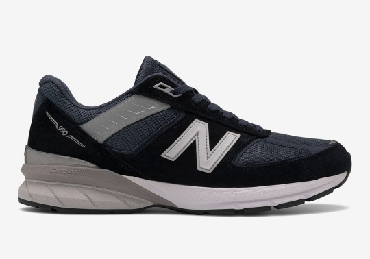 COMME des Garcons And New Balance Reveal The 990v5 And More