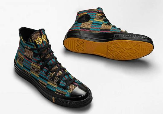Converse Unveils 2019 Black History Month Collection