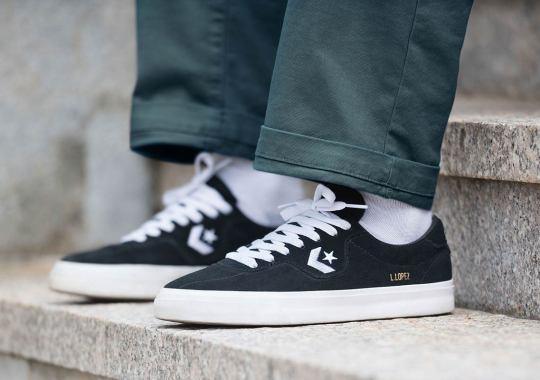 Converse CONS Drops A Signature Shoe For Pro Skater Louie Lopez