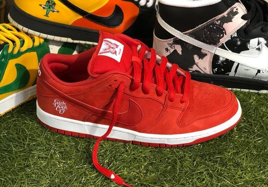 Girls Don't Cry x Nike SB Dunk Low Confirmed For 2019 Release