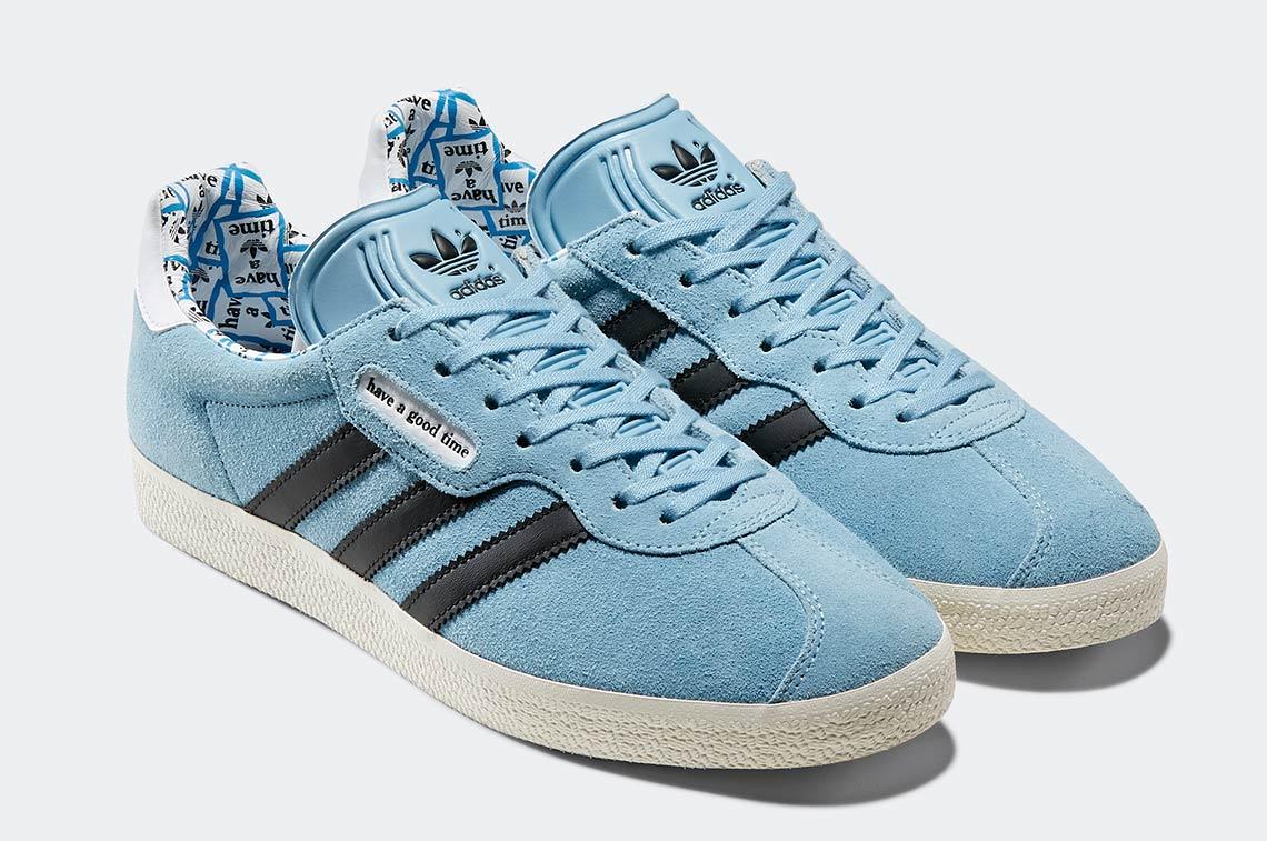 Have A Good Time adidas Gazelle + Superstar Info