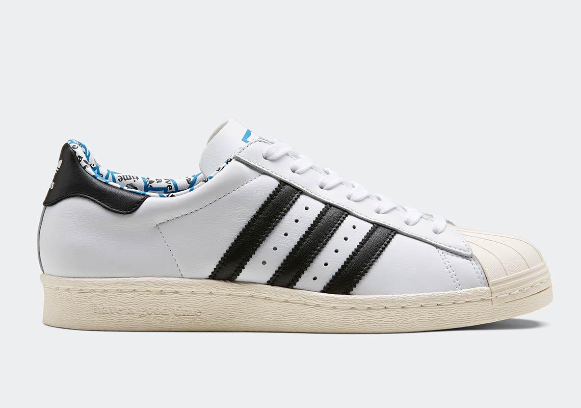 adidas superstar release date