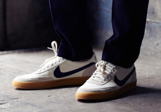 The Best-Selling Nike Killshot Is Back Yet Again