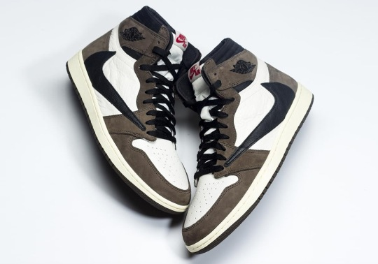 Travis Scott's Air Jordan 1 Features Five Key Details