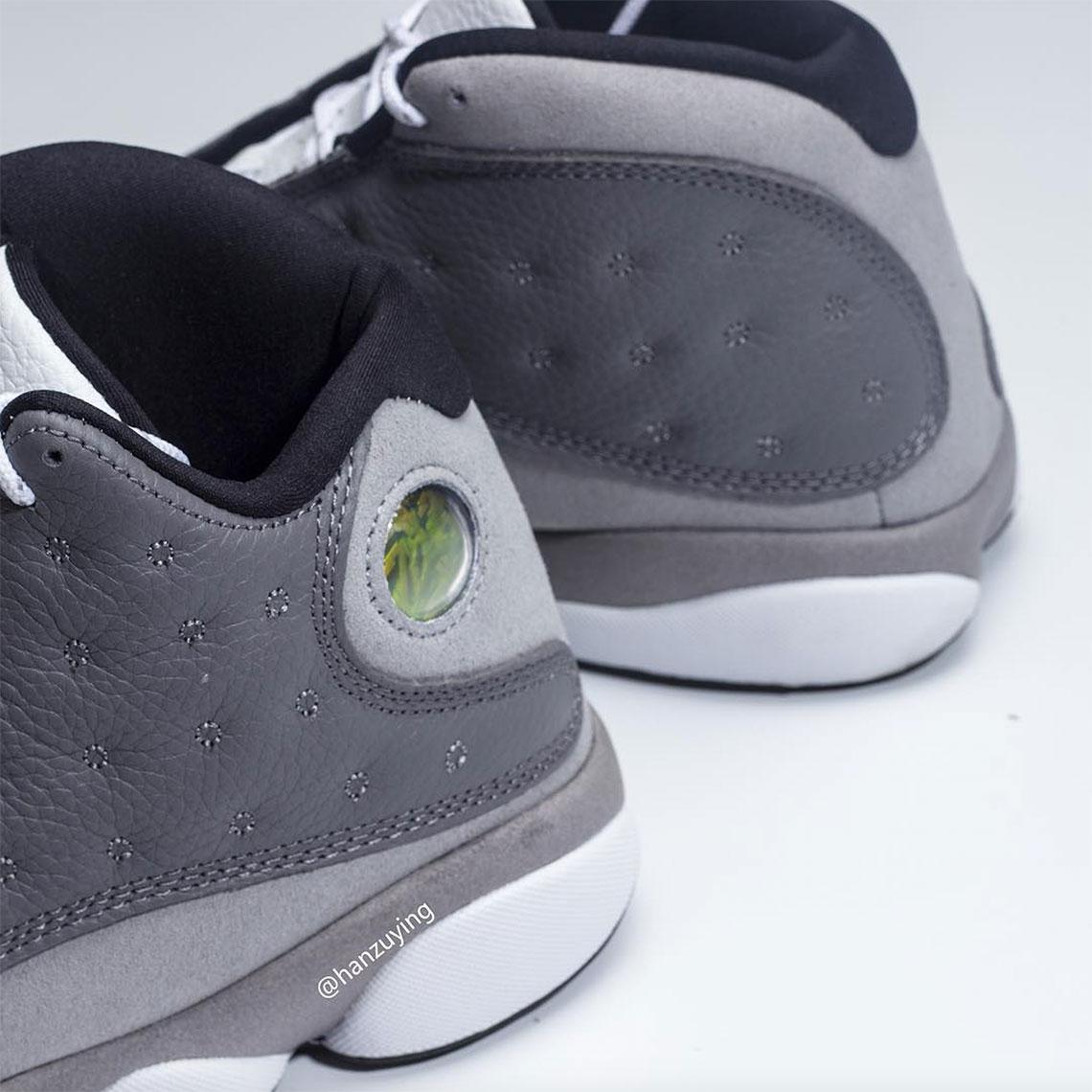 "64da1044171 Air Jordan 13 ""Atmosphere Grey"" Release Date  March 23rd"