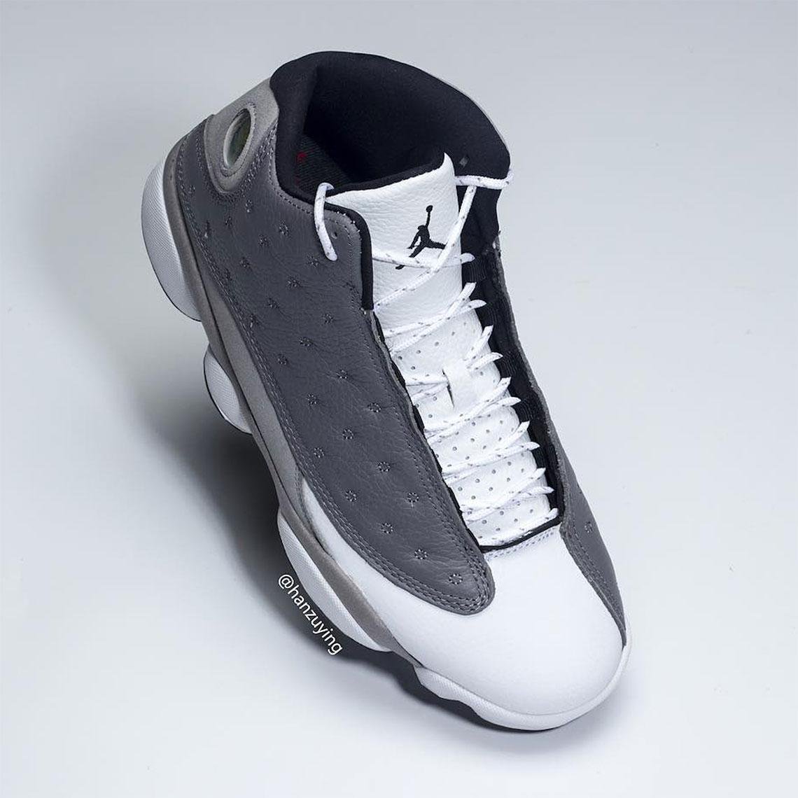 "6ed6e1dfdcc5 Air Jordan 13 ""Atmosphere Grey"" Release Date  March 23rd"