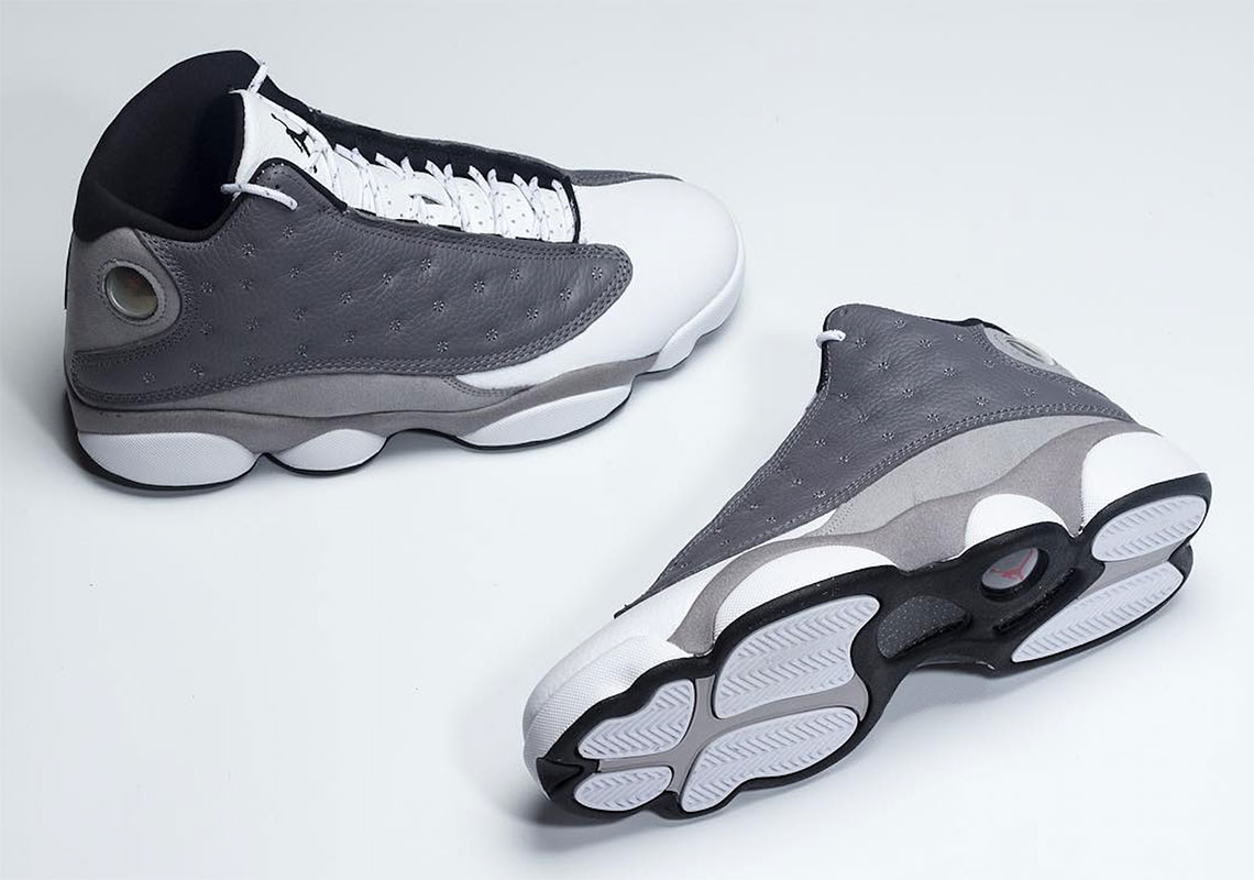 f758c83da689 Air Jordan 13 Atmosphere Grey 414571-016 Release Info