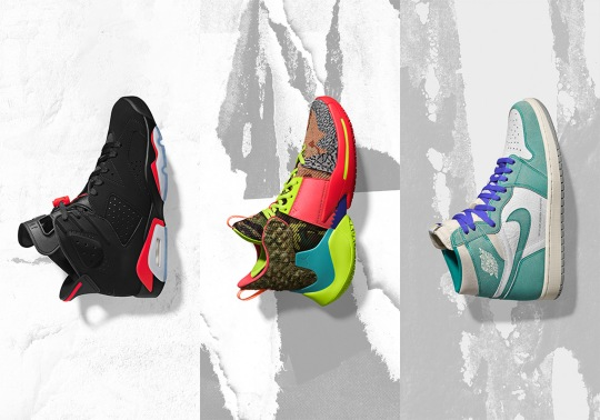 Jordan Brand Unveils 2019 NBA All-Star Footwear Collection