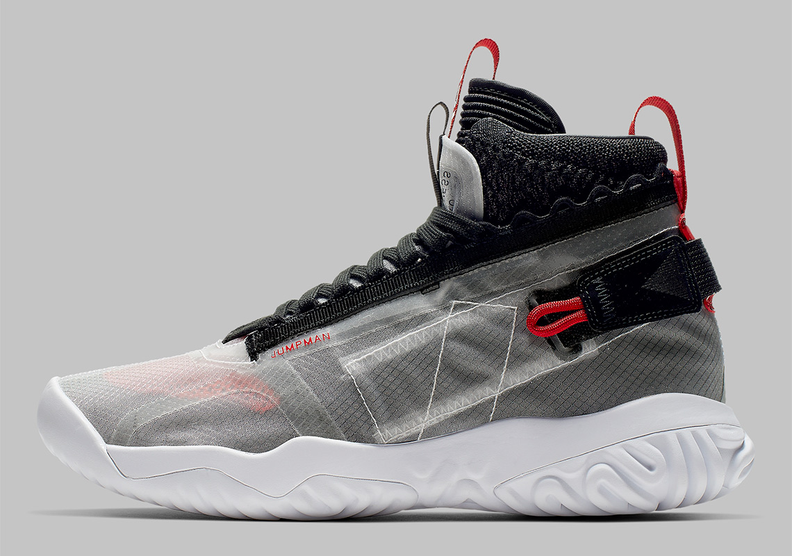 031c2ceefc9 Jordan Apex Utility BQ7147-006 Black + Red | SneakerNews.com