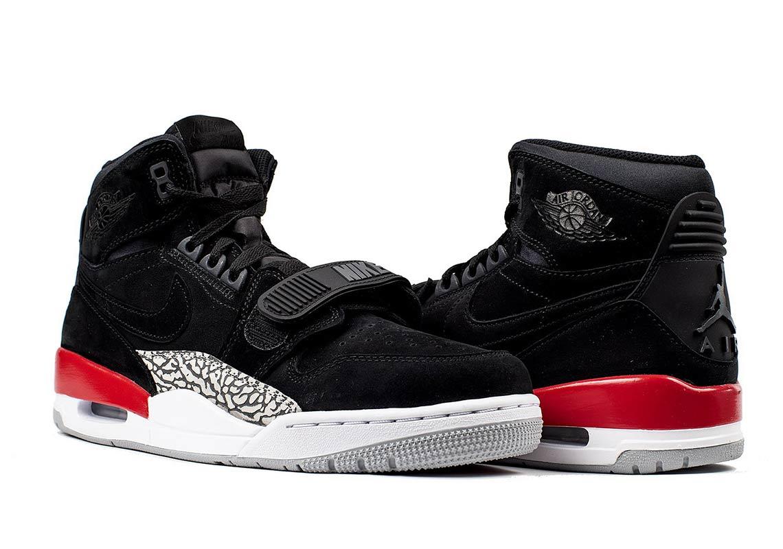sports shoes a0404 d3dc6 Jordan Legacy 312 Black Suede Release Date + Info   SneakerNews.com