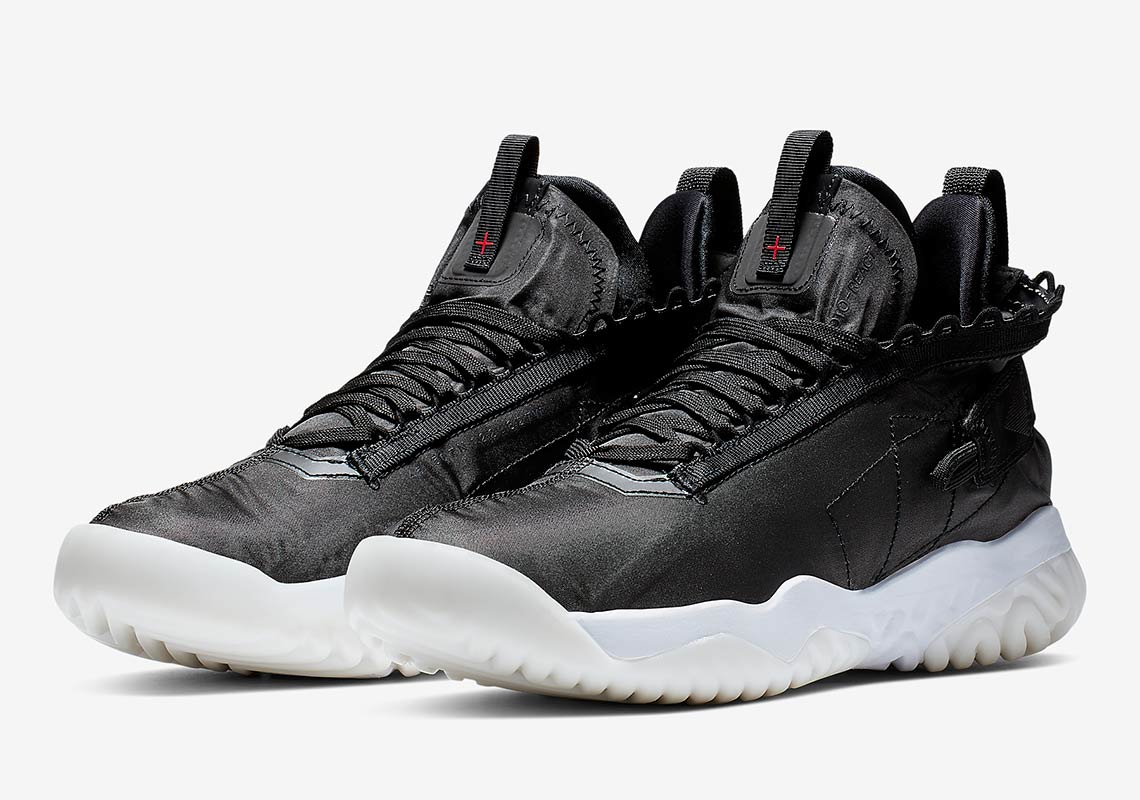 d64d7f35d4e The Jordan Proto React Is Coming In A Classic Black, Red, And White