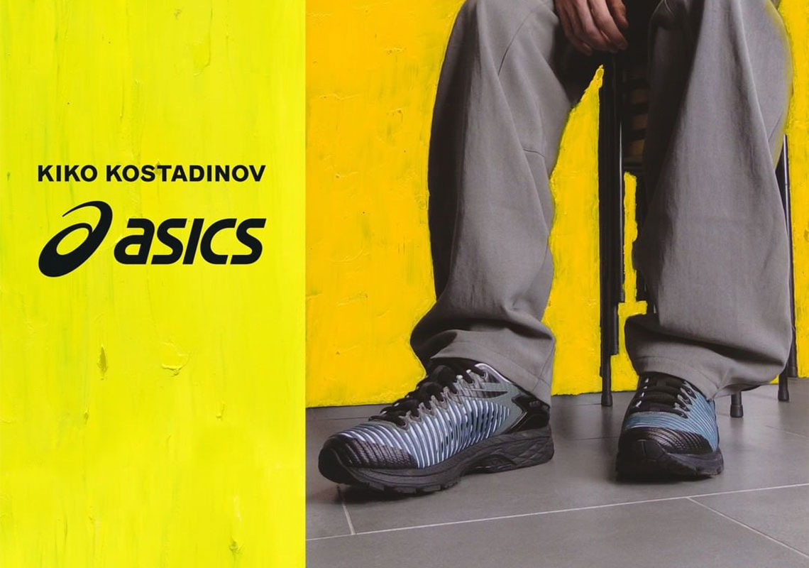 Kiko Kostadinov Asics Gel Delva 2019