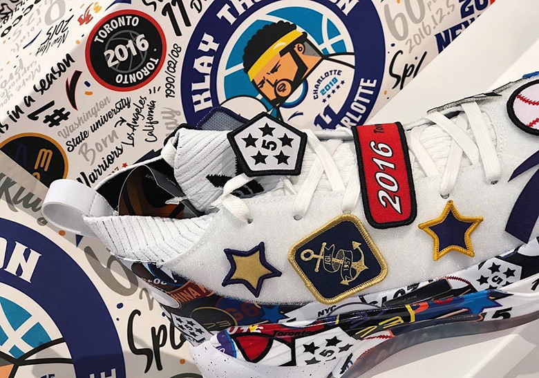 """8507c7d6f917 Check out a detailed set of images for this KT4 """"All-Star"""" below and tell  us if you think Klay deserves to lace  em up in his fifth straight All-Star  game ..."""