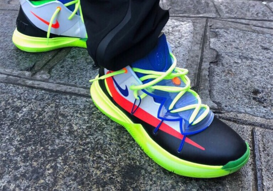 ROKIT x Nike Kyrie 5 Planned For All-Star Weekend Release