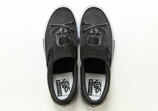 a51b1deee951 mastermind Japan And Vans To Release Capsule Collection Highlighted By The  Slip-On