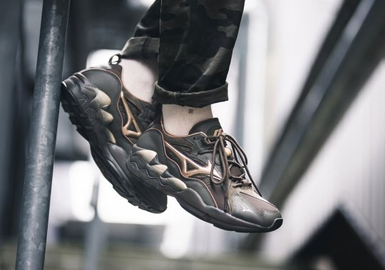 """Mizuno Wave Rider 1 """"Forest Night"""" Is Coming This Weekend"""