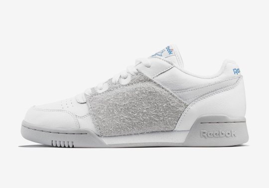 Nepenthes NY Adds Hairy Suede Panels To The Reebok Workout
