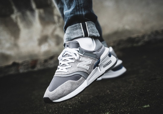 The New Balance 997S Is Coming Soon In The Signature Grey