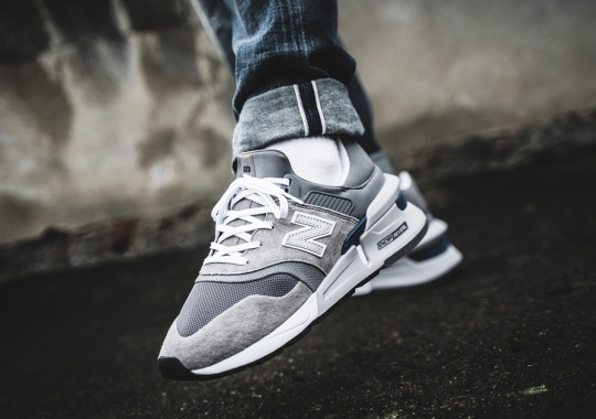 897225f70263a The New Balance 997S Is Coming Soon In The Signature Grey