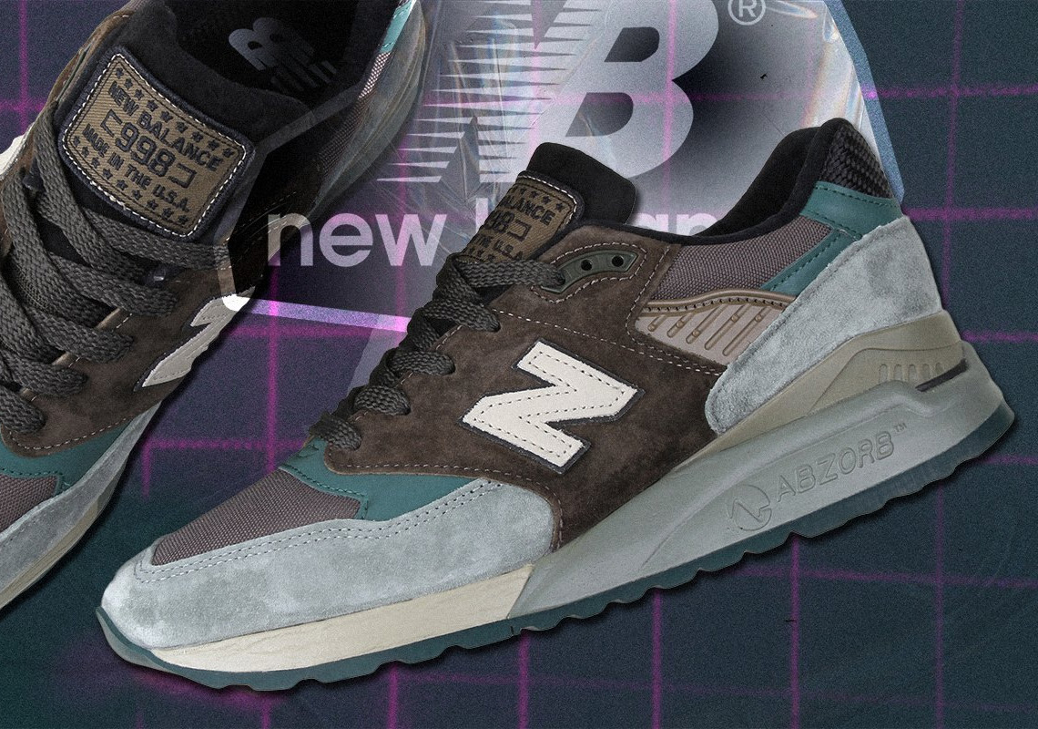 29890dc8fb New Balance 998 Made In USA Release Info | SneakerNews.com
