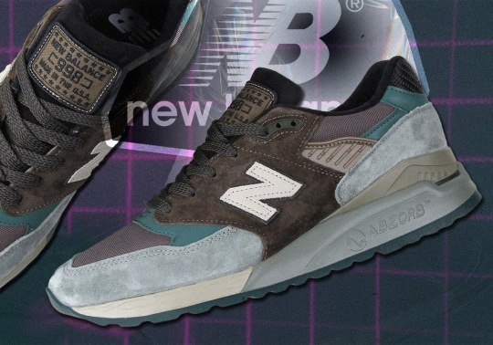 The New Balance 998 Introduces A New Made In USA Tongue Patch