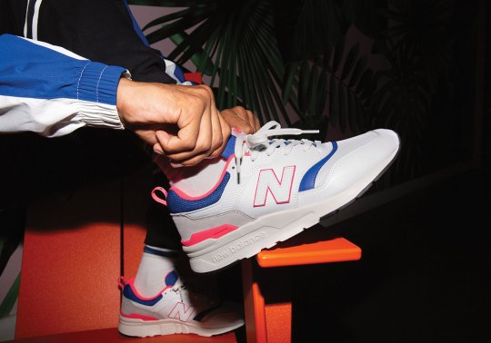 New Balance Updates The Classics With The 997H