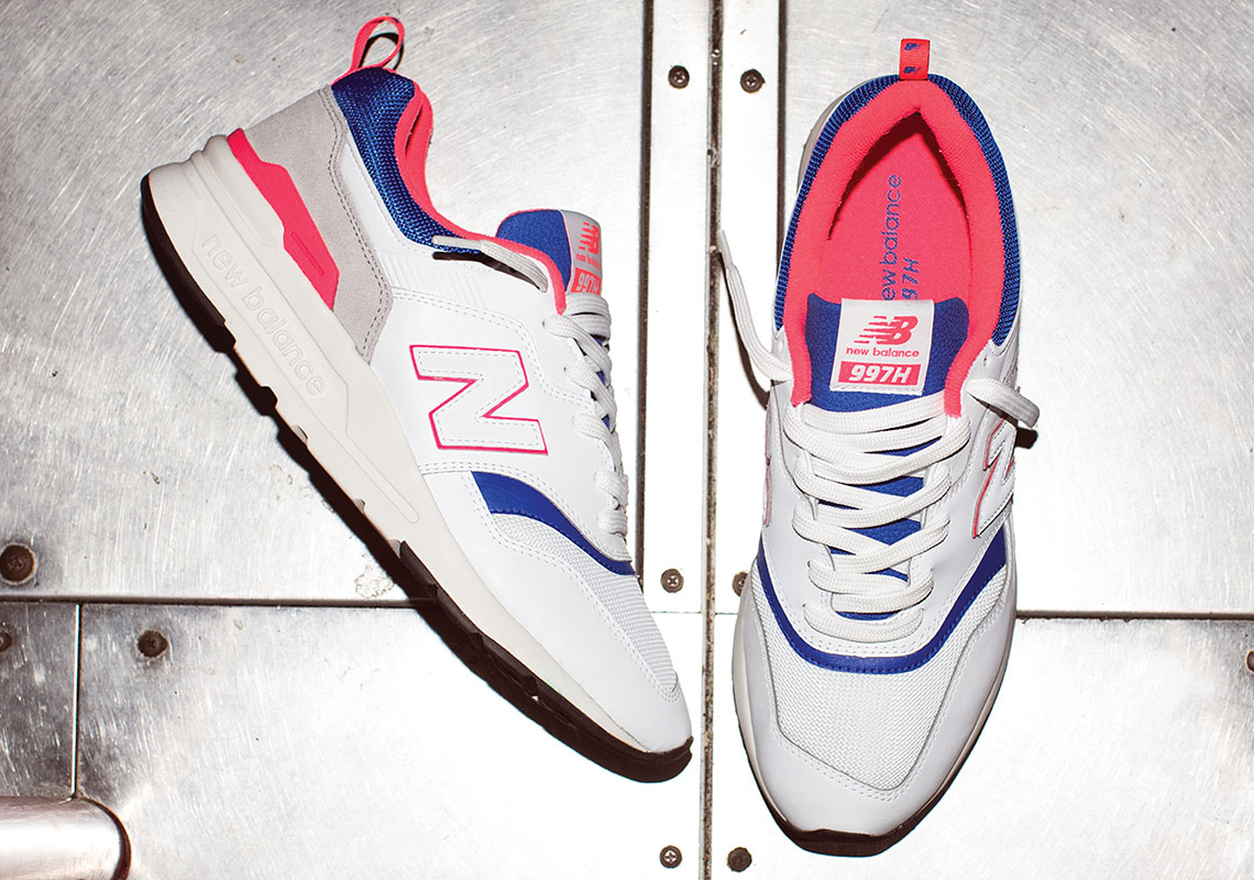 12fea2851e9ab New Balance 997H Shoes 2019 Release Info