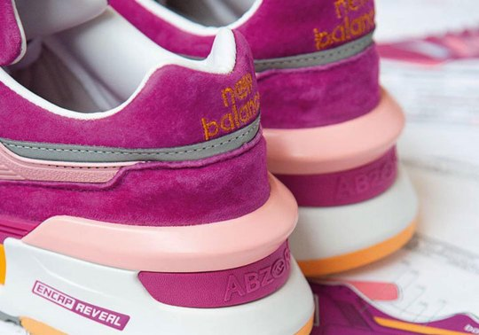 Deon Point Teases A Concepts x New Balance 997S