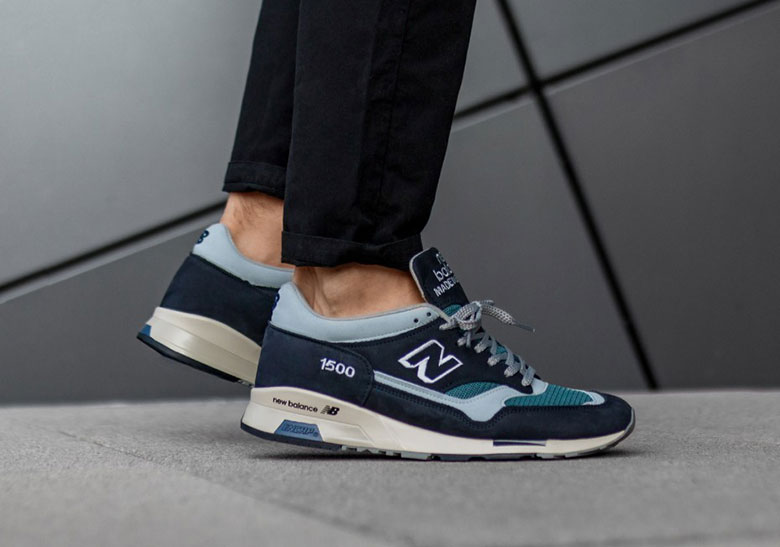 new product 1197c 574a0 New Balance 1500 MiE Navy/Grey 2019 Release Info ...