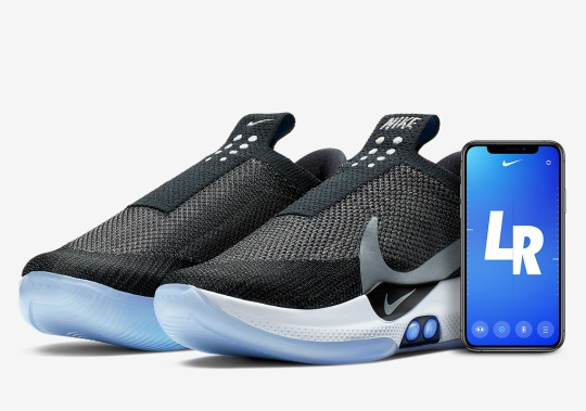 The Nike Adapt BB Is Now Available For Pre-Order