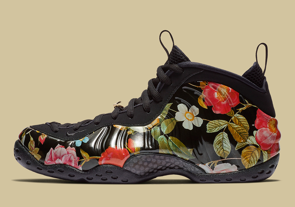 Nike Air Foamposite One Floral 314996