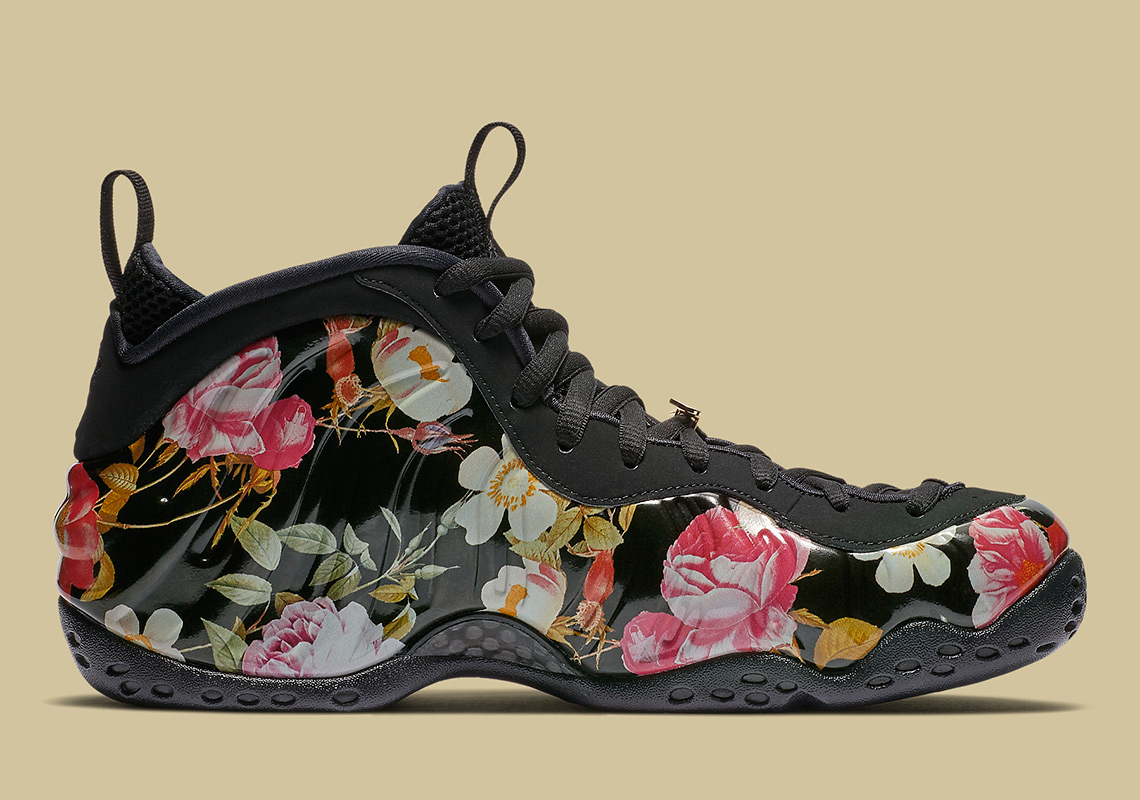 Nike Air Foamposite One Safari Anthracite END.