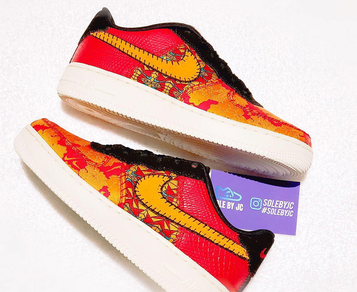 1 Av5167 Nike Year Chinese Air New Force 600 ED9YHIW2be