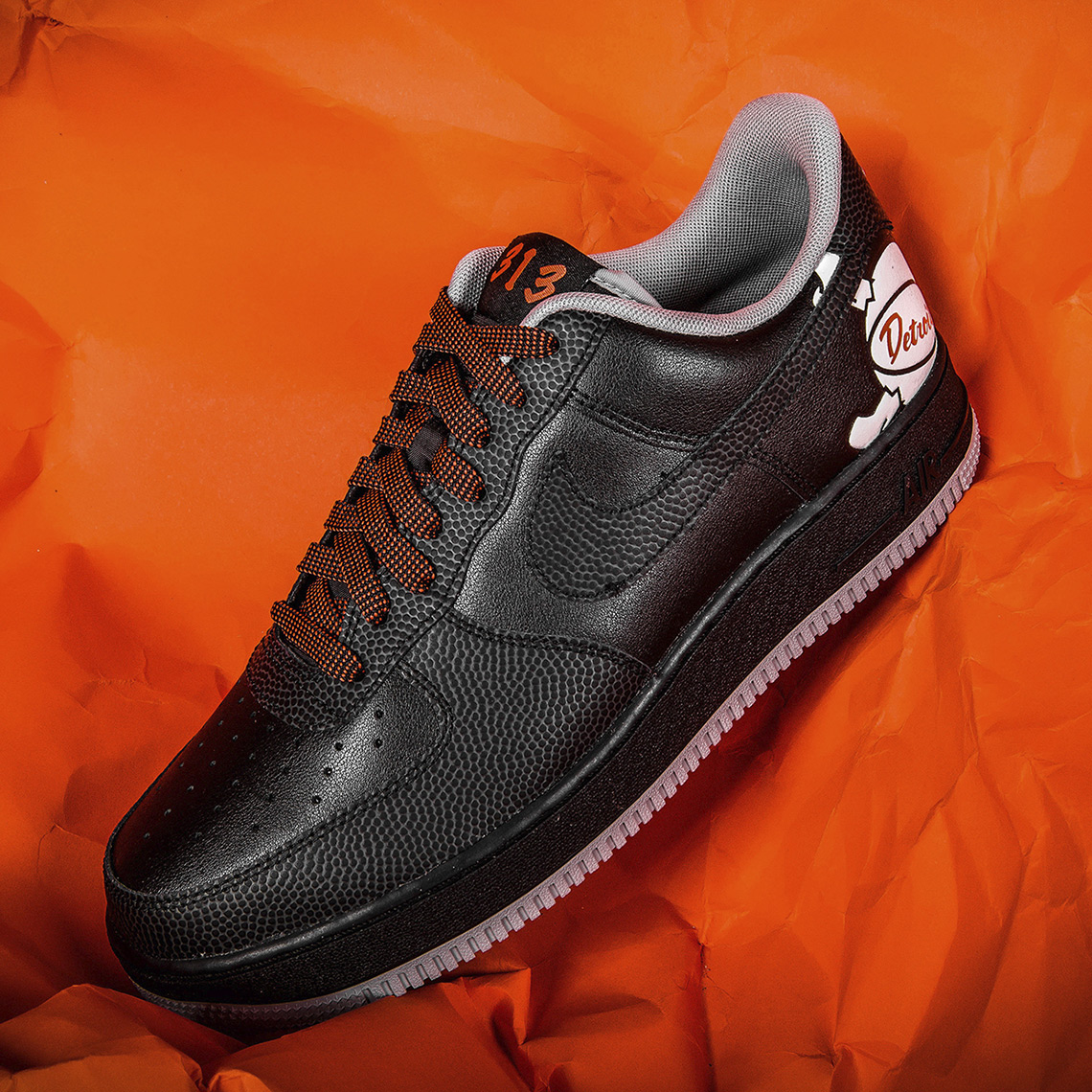 Nike Air Force 1 Low Detroit Home And Away Sneakernews Com