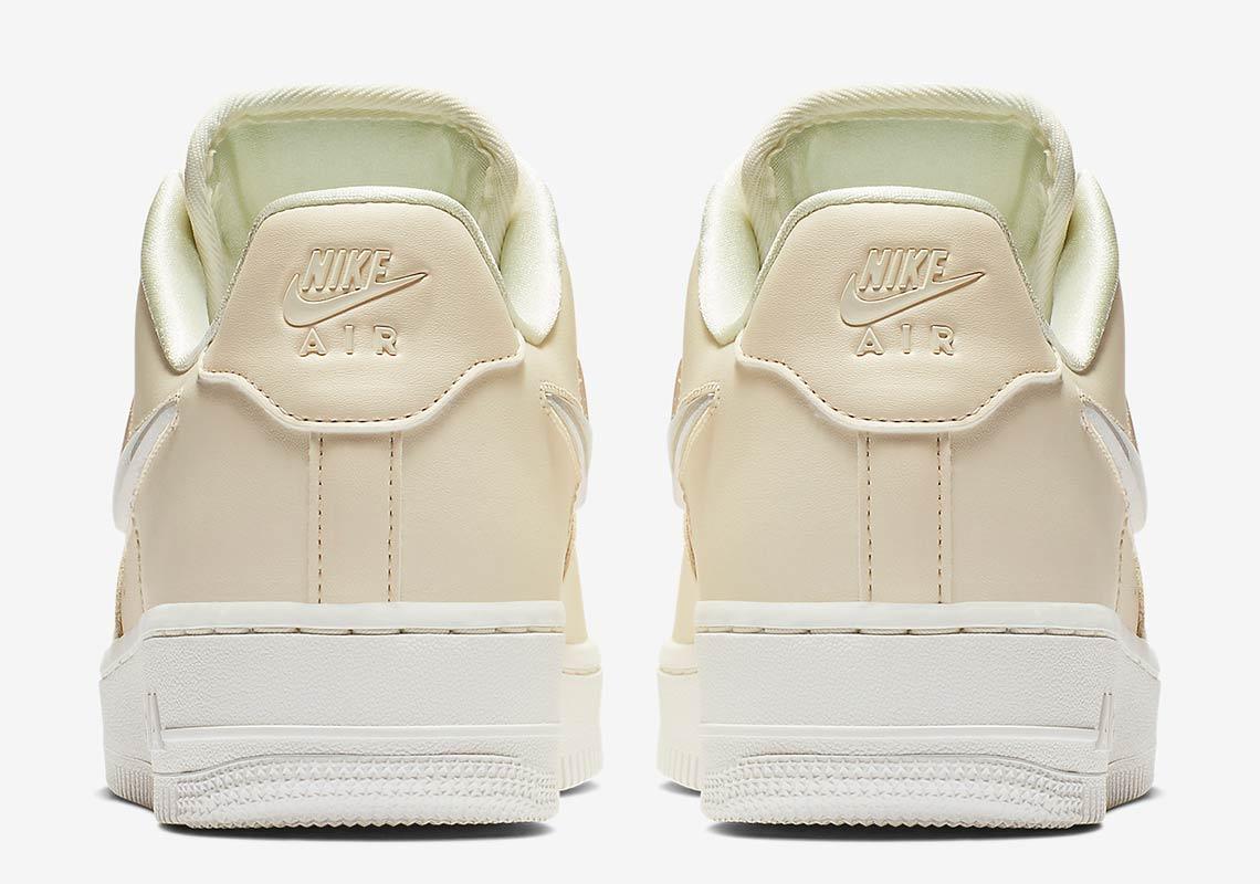 Nike Air Force 1 Womens Jelly Swoosh AH6827 100