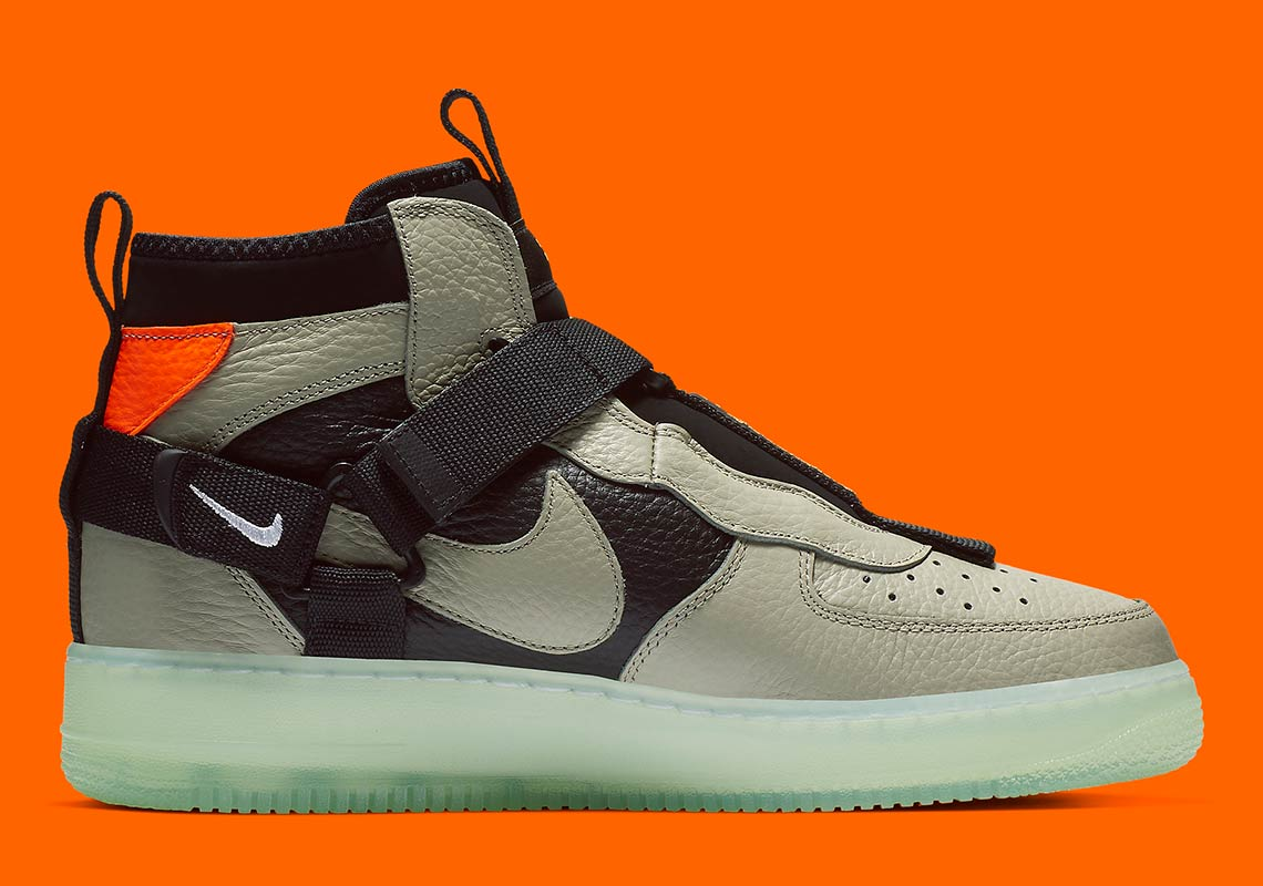 san francisco ea22f 5ca71 Nike Air Force 1 Utility Mid AQ9758-300 Buying Guide   SneakerNews.com