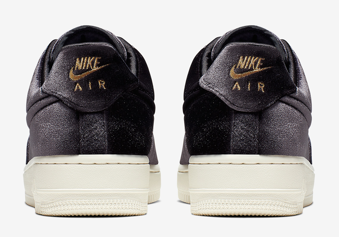 Nike Air Force 1 Premium Velour Release Info |