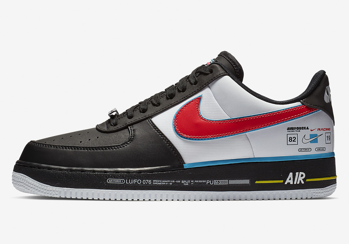 Racing-Inspired Air Force 1 To Release During All-Star Weekend 016d1e4850