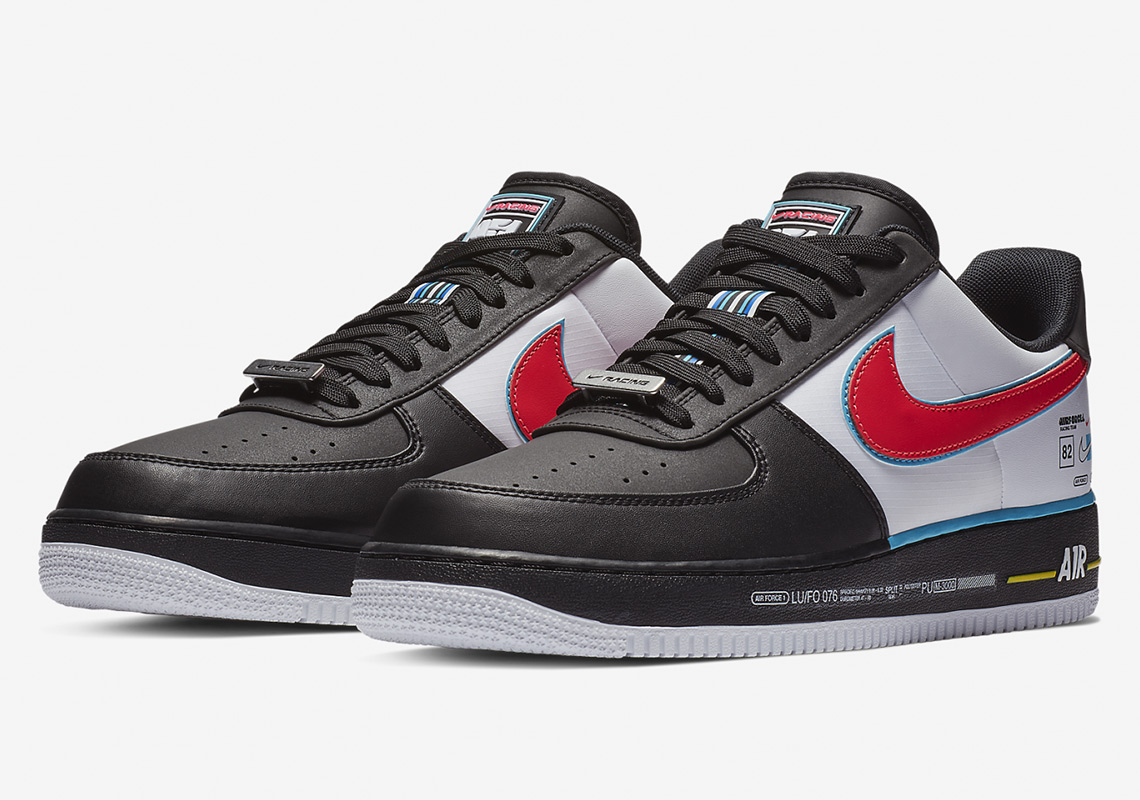 Danubio Decorativo cuerda  Nike Air Force 1 Racing All-Star AH8462-004 Release Info | SneakerNews.com