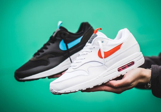 Nike Adds Tongue Pull-Tabs To The Air Max 1