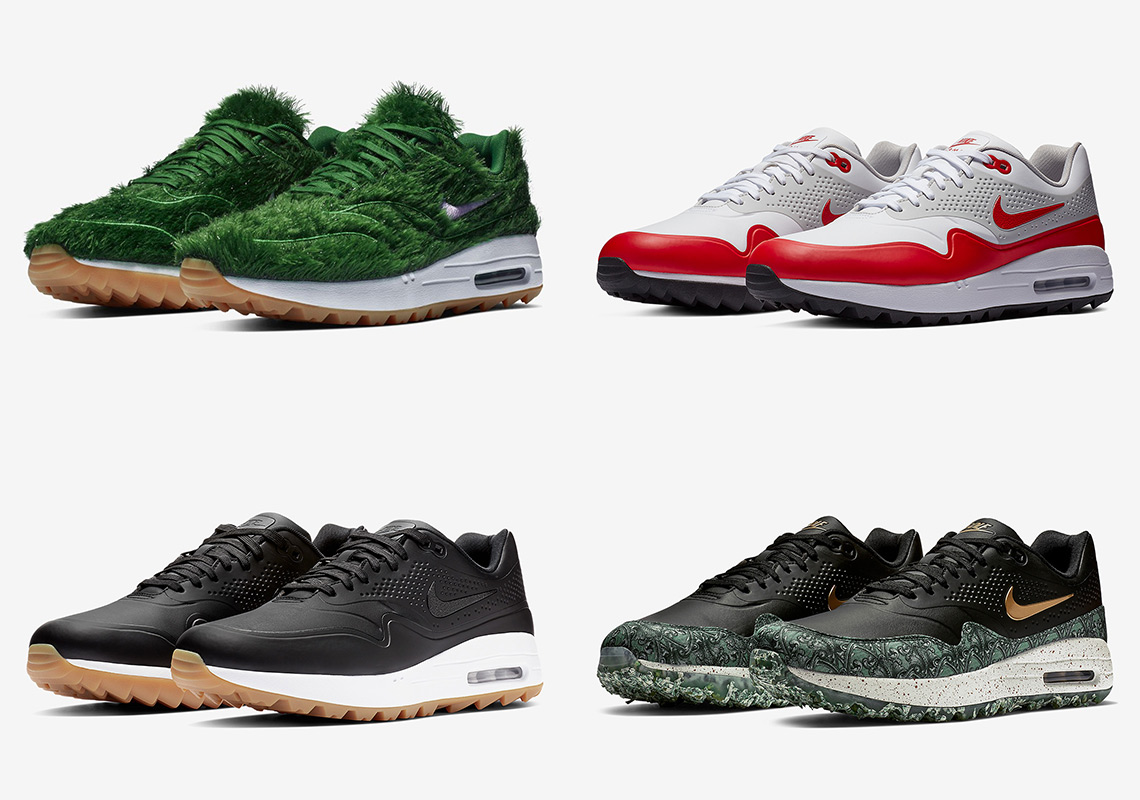 Nike Air Max 1 Golf Shoe - Where To Buy  482ceb57d