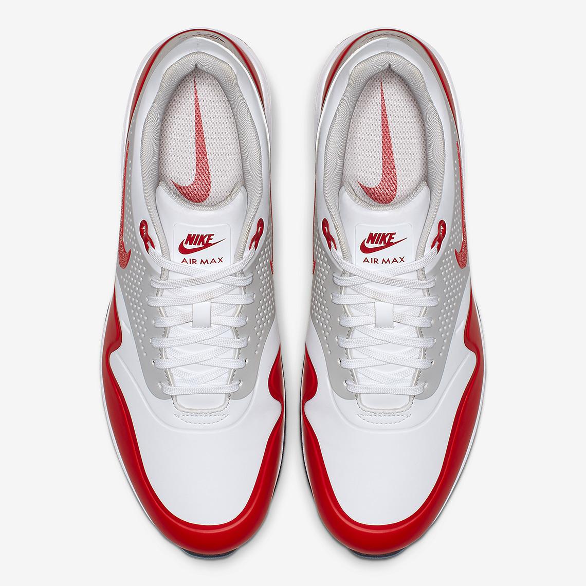 Nike Air Max 1 Golf Shoe Where To Buy Sneakernews Com