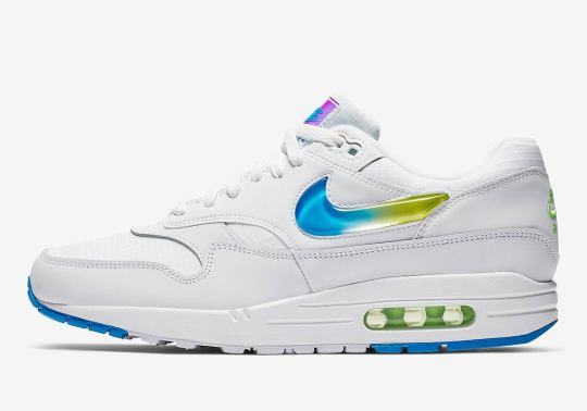 Nike Adds The Jelly Jewel Swoosh To Another Air Max 1