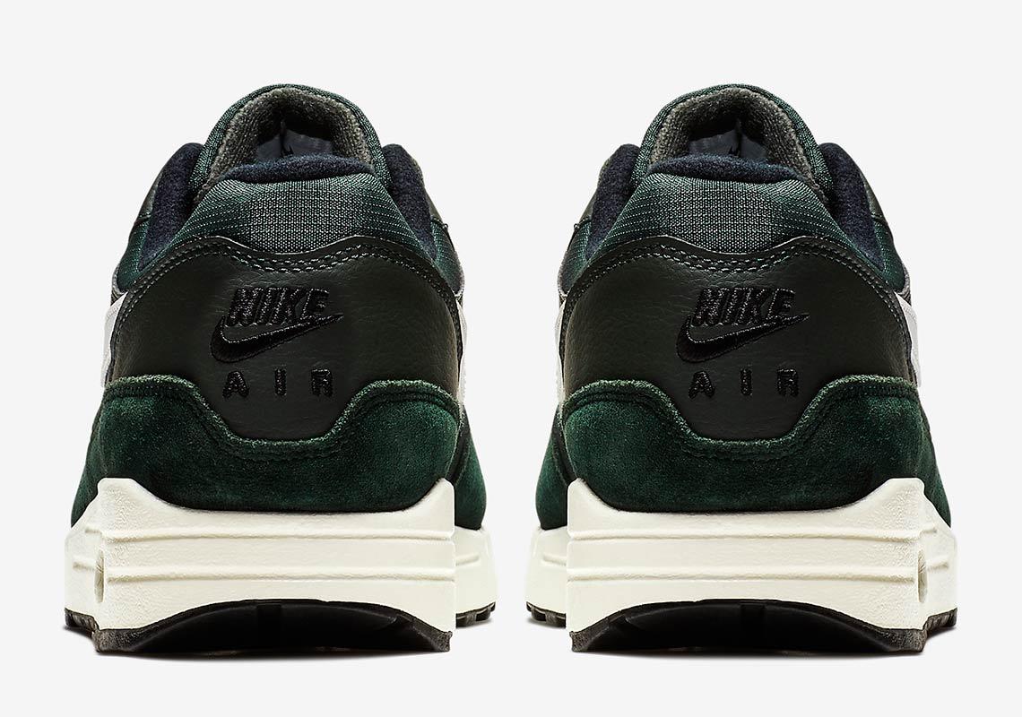 best service ebd25 6b9a0 Nike Air Max 1 Outdoor Green AH8145-303 Store List   SneakerNews.com